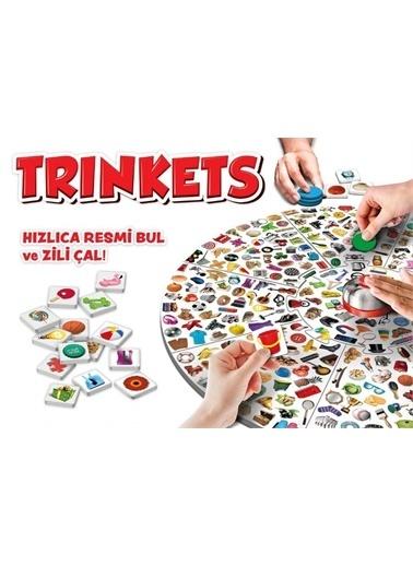 KS Puzzle KS Games Trinkets Çocuk ve Aile Oyunu Renkli